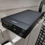 Aukey Power Bank Solare da 16.000mAh con Quick Charge 3.0 PB-P23