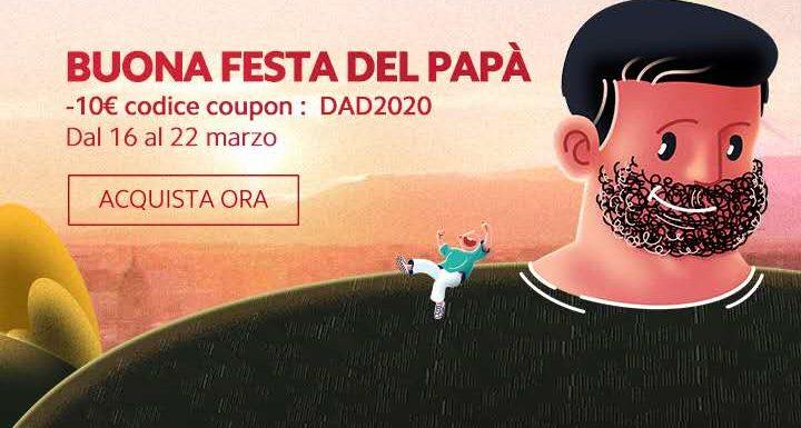 Festa del papà Xiaomi