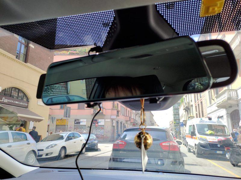 Aukey Dash Cam Specchietto DRA3