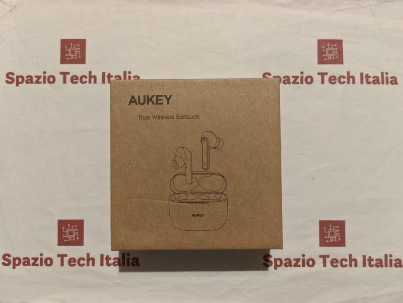 Aukey Cuffie Auricolari Bluetooth ANC True Wireless EP-N5
