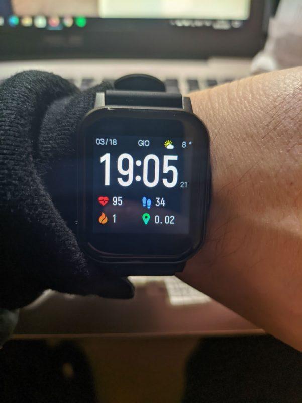 aukey smartwatch ls02