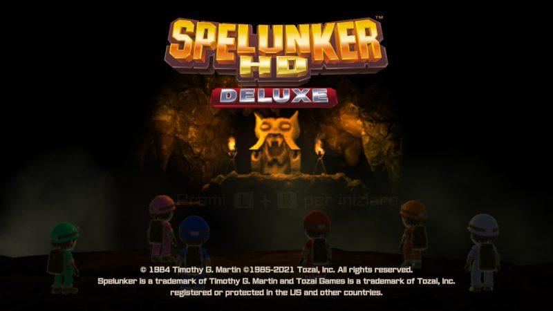 spelunker hd deluxe