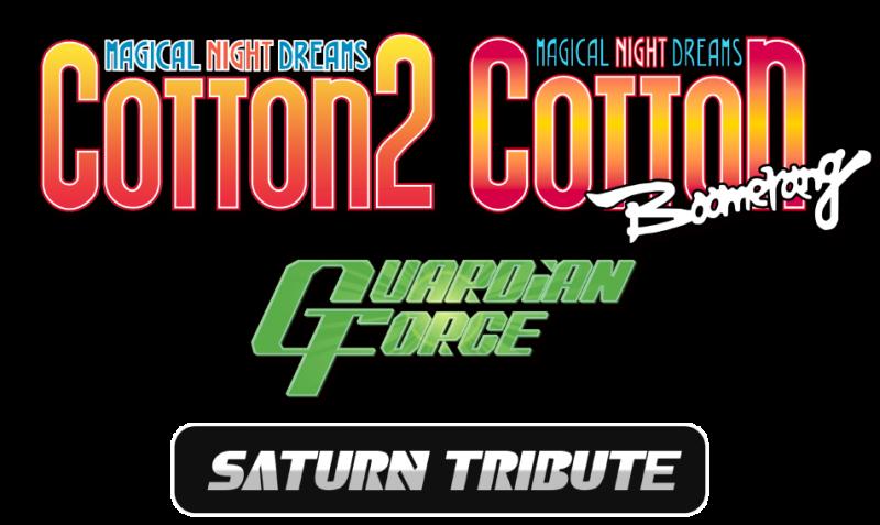 Cotton Guardian Force Saturn Tribute